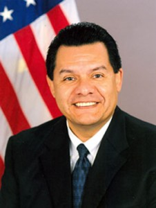 Santa Monica Police Chief Albert Vasquez
