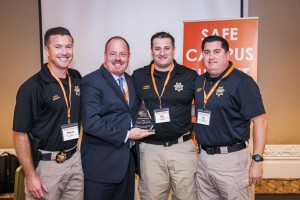 UCSB Police wins Department of the Year Award